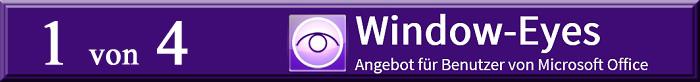Logo window eyes (Teil 1 von4)