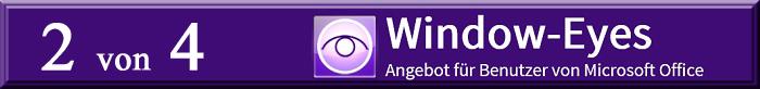 Logo window eyes (Teil 2 von4)